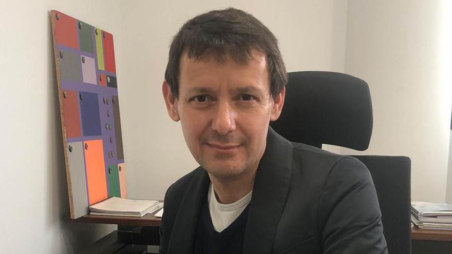 El nuevo director de Suma, José Antonio Belso