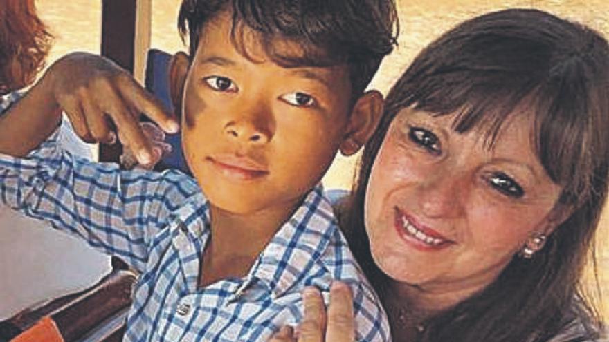 Mari Casañas, una profesora que dejó su huella