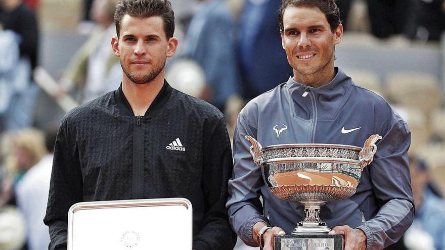 "Nadal: ""Igualar a Federer me motiva, pero no me obsesiona"""