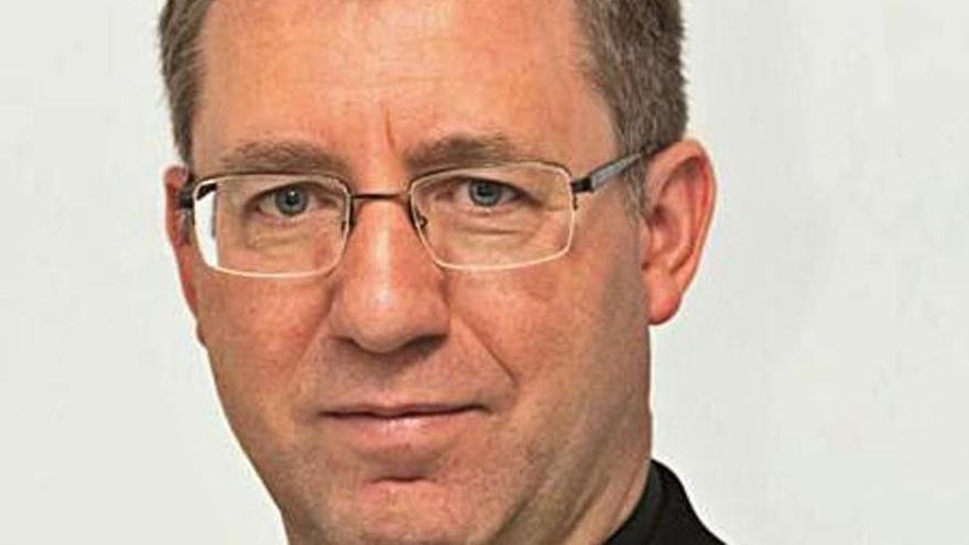 Un capellà de Valladolid ha estat nomenat bisbe d'una diòcesi simbòlica de Roses