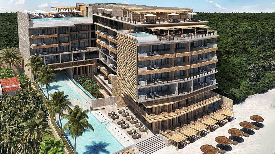TM refuerza su apuesta por México y abre su tercer hotel invirtiendo más de 22 millones