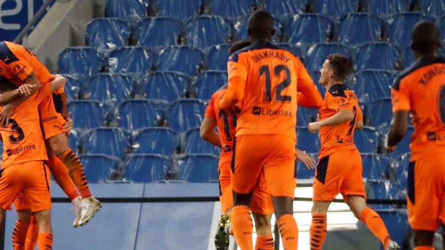 Todos los goles de la jornada 4 de LaLiga: el acierto de Maxi Gómez vale tres puntos