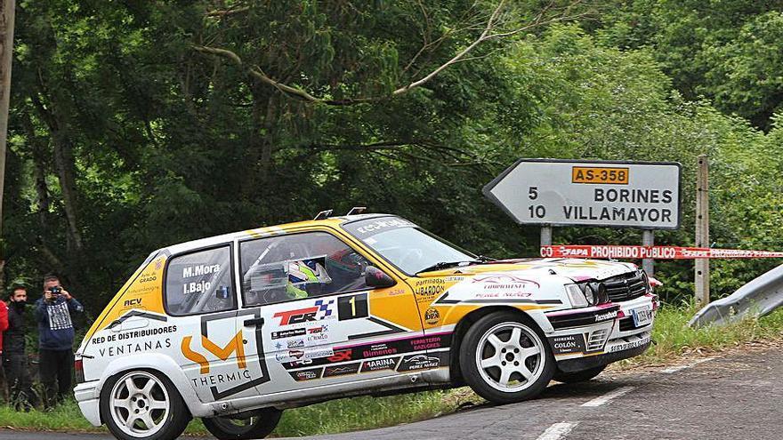 Alberto Ordóñez logra la victoria en el rally Picos de Europa