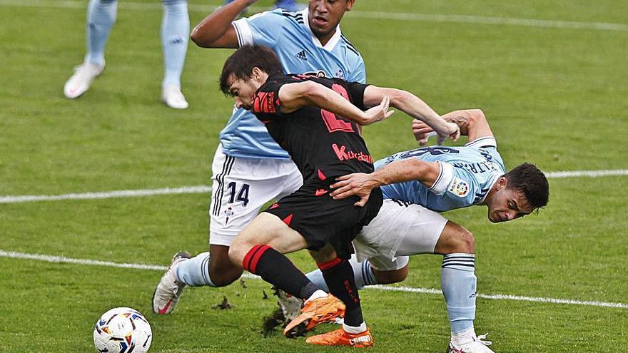 Primer gol de Silva en su nueva etapa
