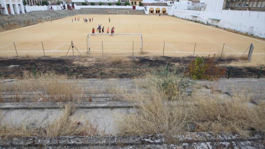 El Imdeco asegura que ha desbloqueado el proyecto de reforma de San Eulogio