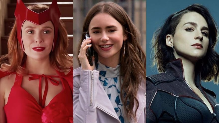 'WandaVision' y 'Los Bridgerton': entre las nominaciones a los MTV Movie & TV Awards