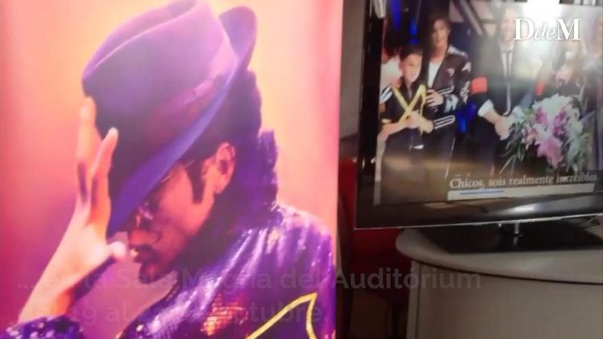 'Forever', el único homenaje avalado por la familia Jackson