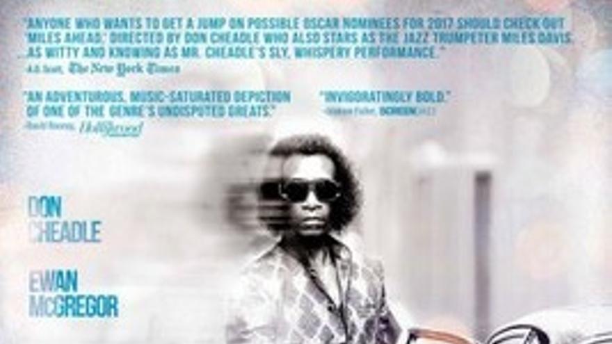 Estival de Jazz. Cinema: Miles ahead