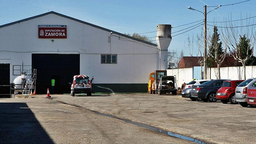 Zamora contará con tres nuevos silos de sal