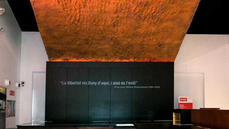 El Museu Memorial de l'Exili se suma a les visites virtuals