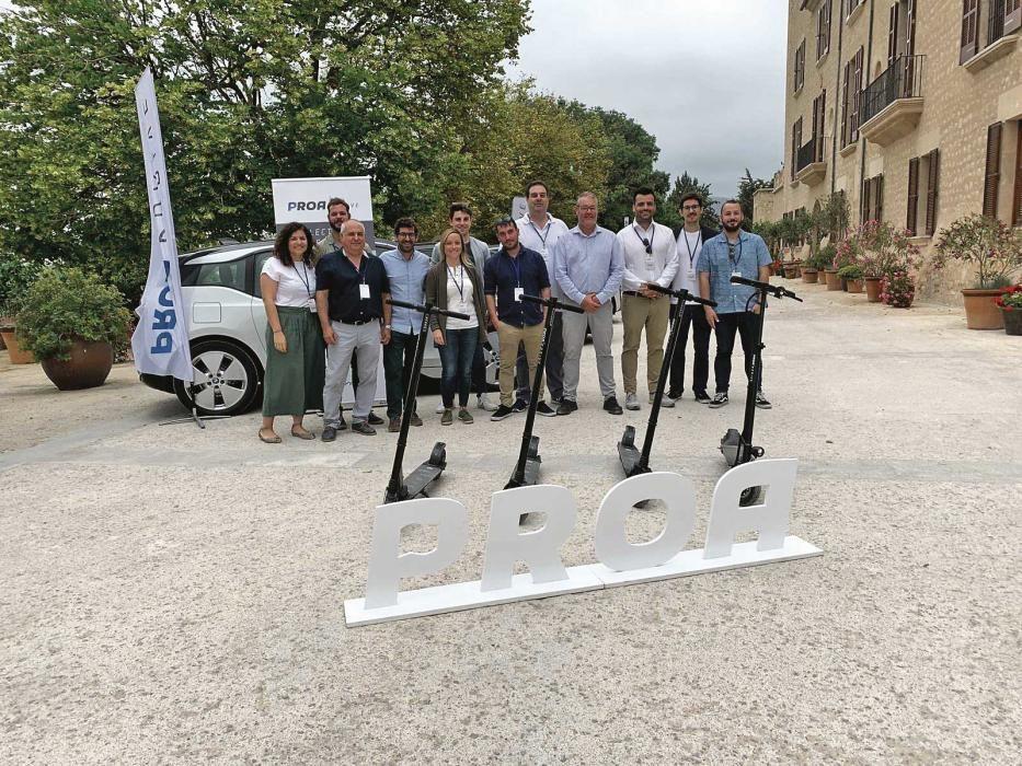 Movilidad eléctrica con Proa Group