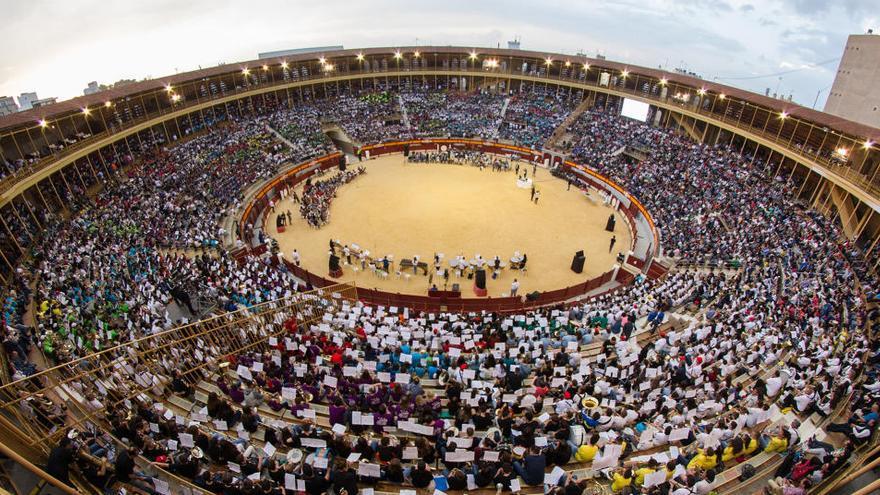 Homenaje a Manzanares en Alicante por sus 50 años de alternativa