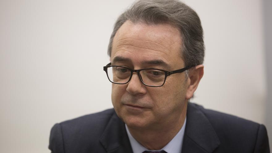 José María Vidal, primer presidente del Consell Audiovisual