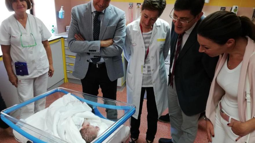 La maternidad del hospital Rafael Méndez, como nueva