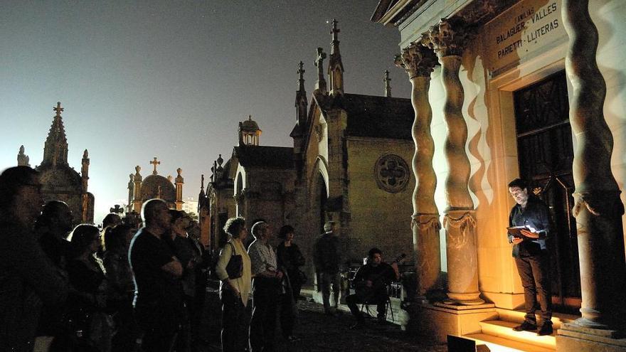 El cementerio de Palma acogerá visitas guiadas este fin de semana