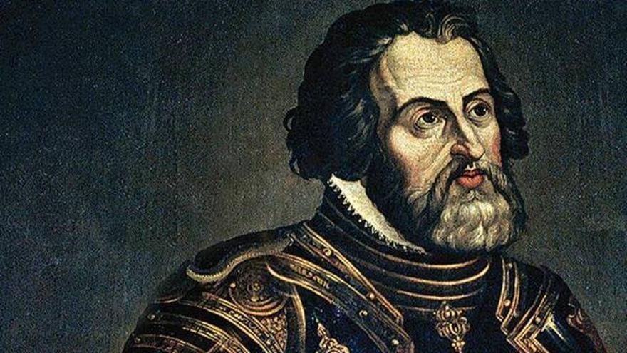 Esteban Mira da a conocer el legado de Hernán Cortés