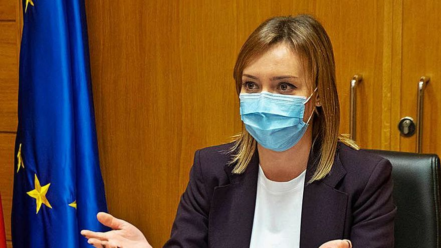 Galicia recibirá 45 millones más del Estado para agilizar la atención a la dependencia