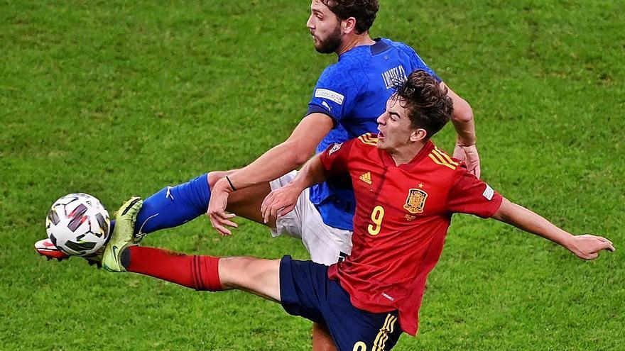 Espanya es revenja i jugarà la final de la Lliga de Nacions