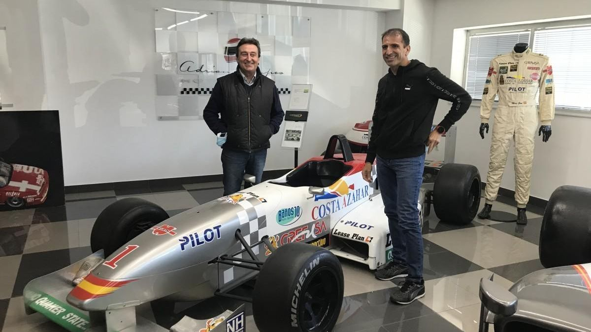 Fallece Adrián Campos, expiloto de Fórmula 1 y figura clave en el automovilismo español