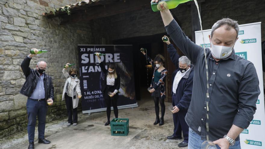 La Primer Sidre vuelve a saborearse en Gijón