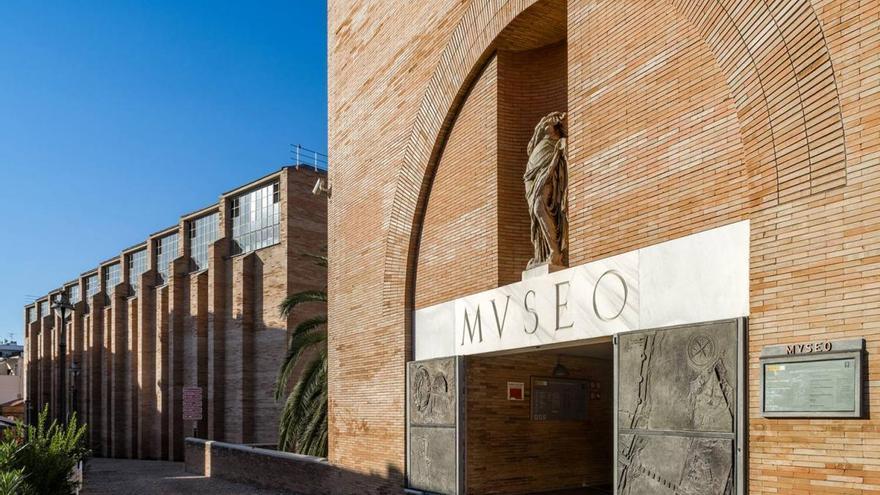Más de 2.000 visitas al Museo Nacional de Arte Romano