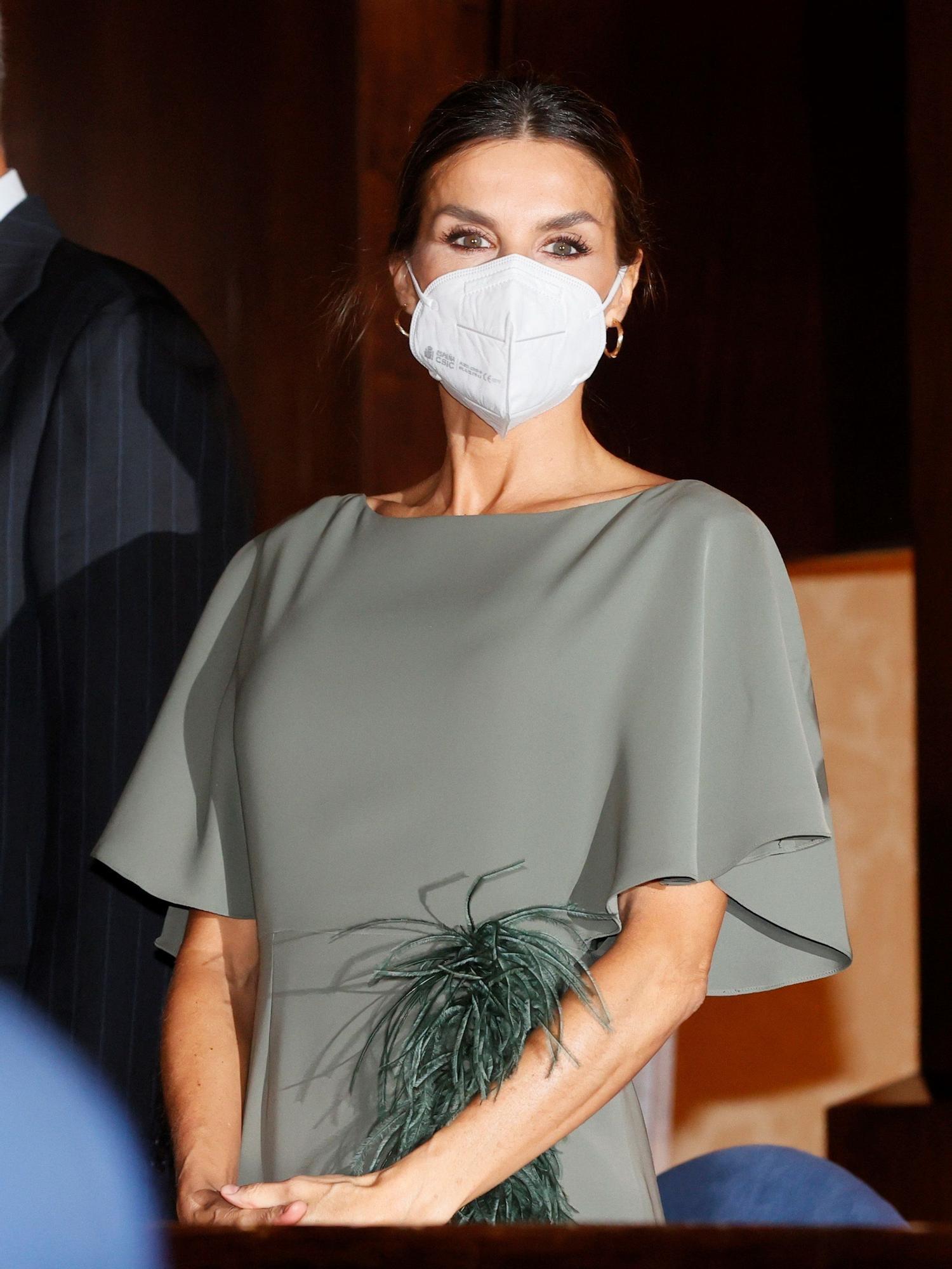 El look rompedor de la reina Letizia en el concierto de los Premios Princesa de Asturias