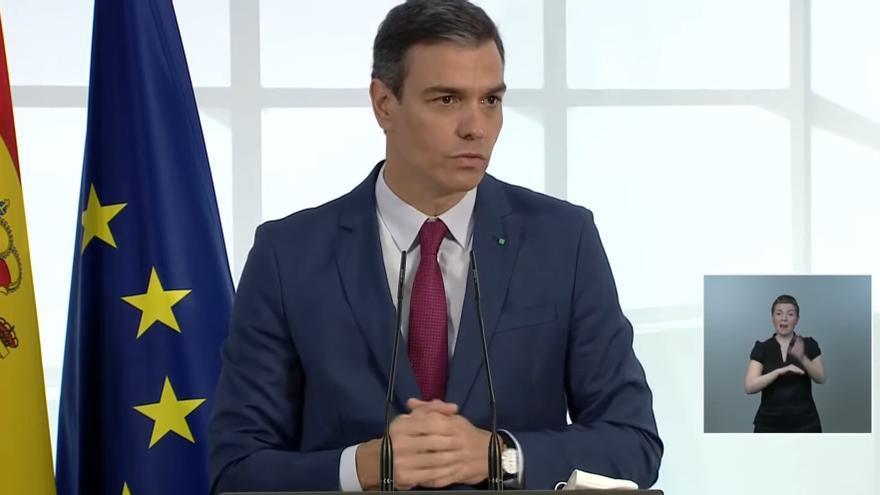 Sánchez prevé que los alumnos de ESO y Bachillerato se vacunen dos semanas antes del inicio de curso