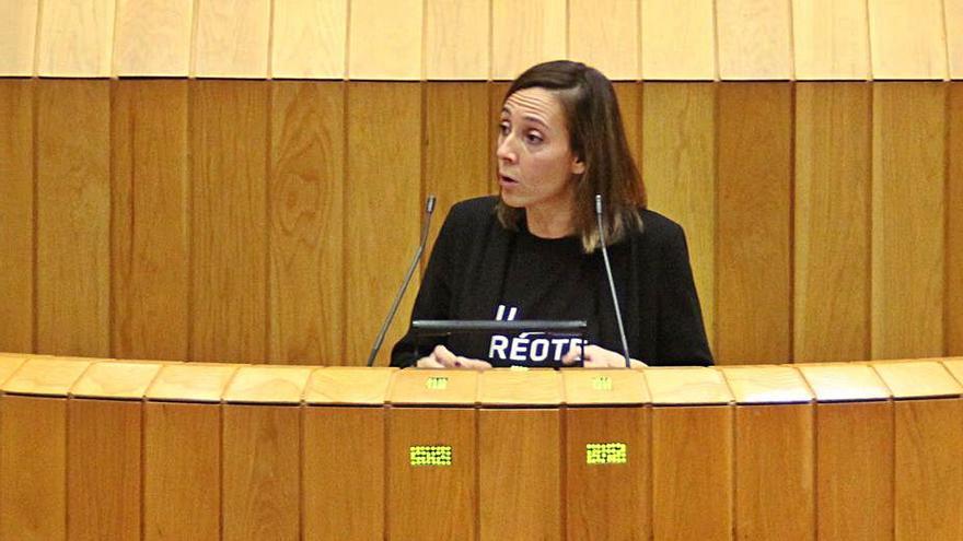 El PSOE ve peligrar la declaración de Ribeira Sacra como Patrimonio de la Humanidad por unas obras