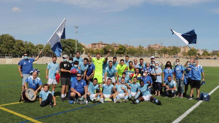 El CFI Alicante tiene a tiro jugar ante un Primera