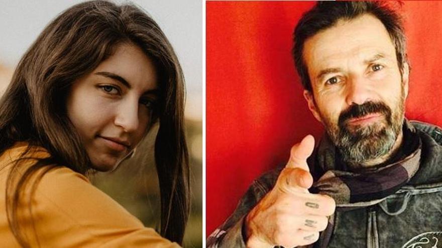 El emotivo homenaje de la canaria Sara Socas a Pau Donés
