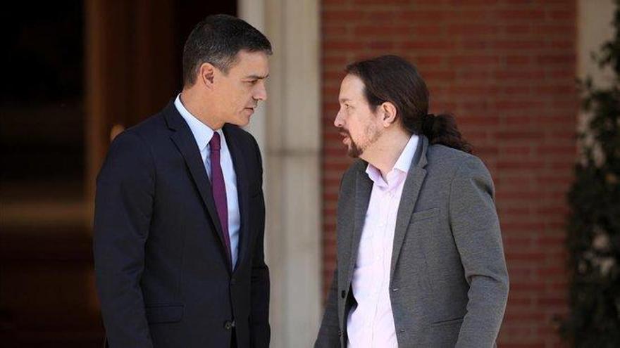 El Gobierno estudia incluir a Pablo Iglesias en la mesa de diálogo