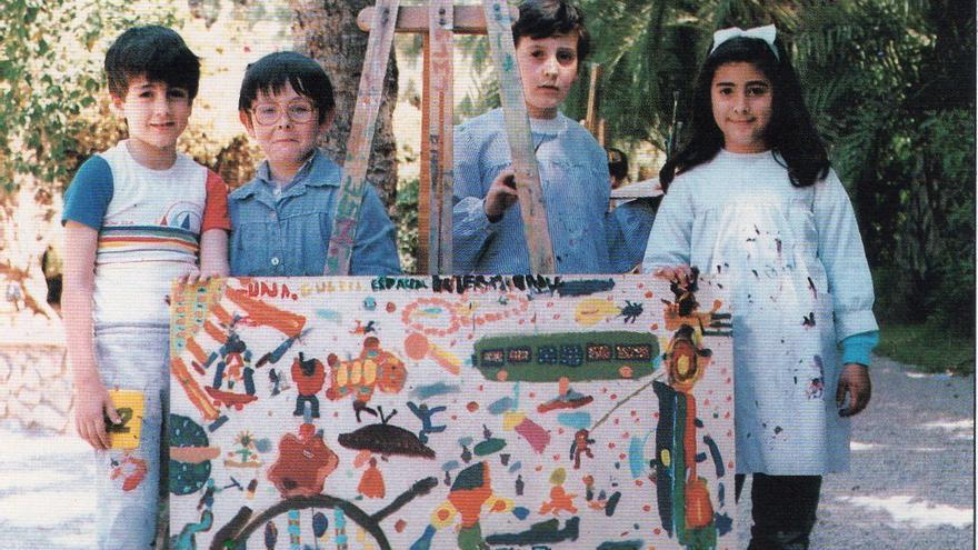 Aquella escuela de pintura del Hort del Xocolater