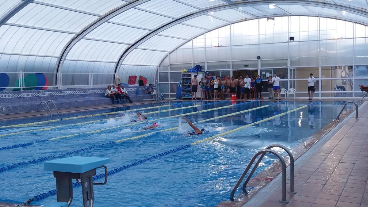 La piscina de Benavente será una de las sedes de la actividad.