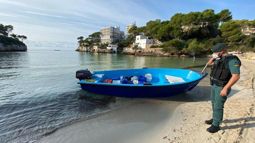 Guardia Civil entdeckt weiteres Flüchtlingsboot vor Mallorca