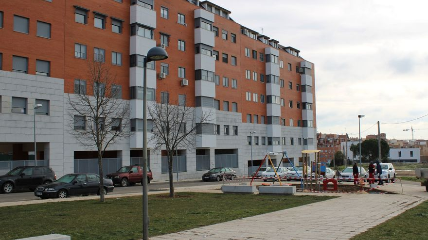 Zamora diseña un nuevo parque al gusto de los niños