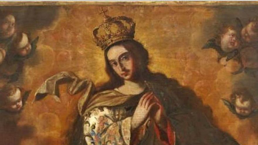 Compran un cuadro del pintor de Xàtiva Basilio Yagüe y lo donan a la ciudad