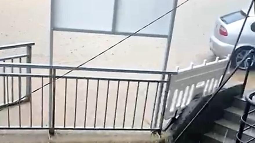 La Xunta revisará el drenaje de la red viaria para evitar riesgos en caso de inundaciones