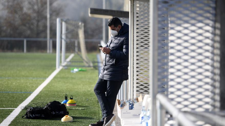 El Pontevedra cesa a Ramos y Feáns deja de ser Director Deportivo