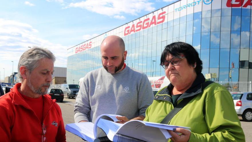 Torrot entra l'ERO per acomiadar 24 treballadors de la fàbrica de Gas Gas a Salt