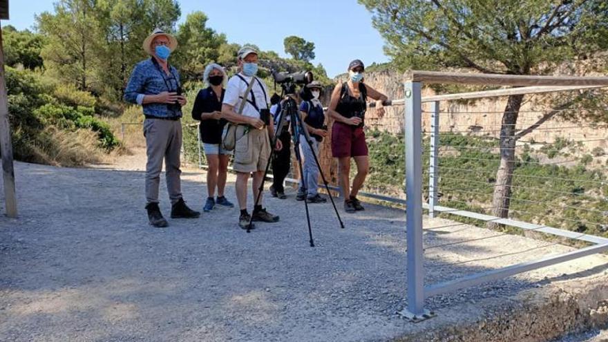 Burjassot viatja als Serrans  en una ruta d'albirament