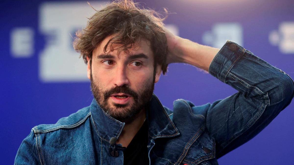 El actor y director, Álex García.