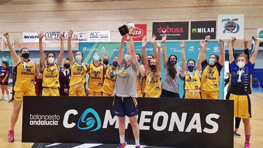 CB Alhaurín de la Torre, campeón de la N1 femenina de Andalucía