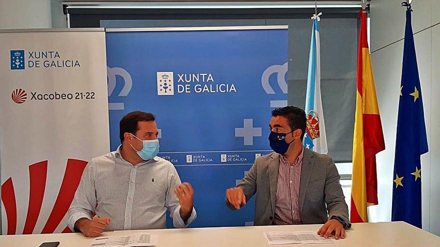 La Xunta colabora en la recuperación del cuartel de San Xurxo para vivienda social