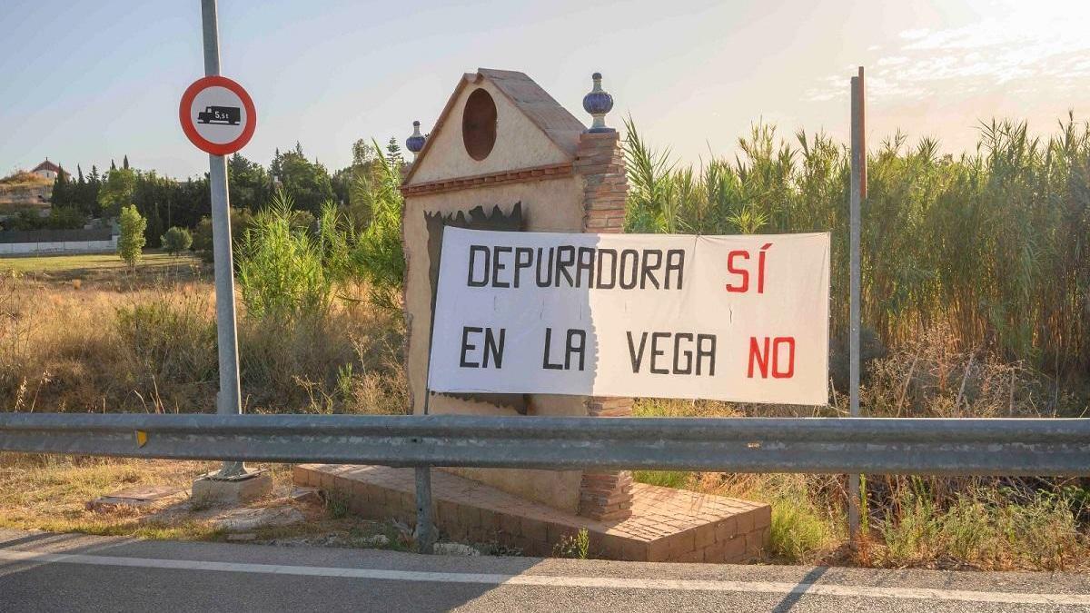 Vecinos de Alhaurín mandan un SOS para salvar La Vega del Guadalhorce