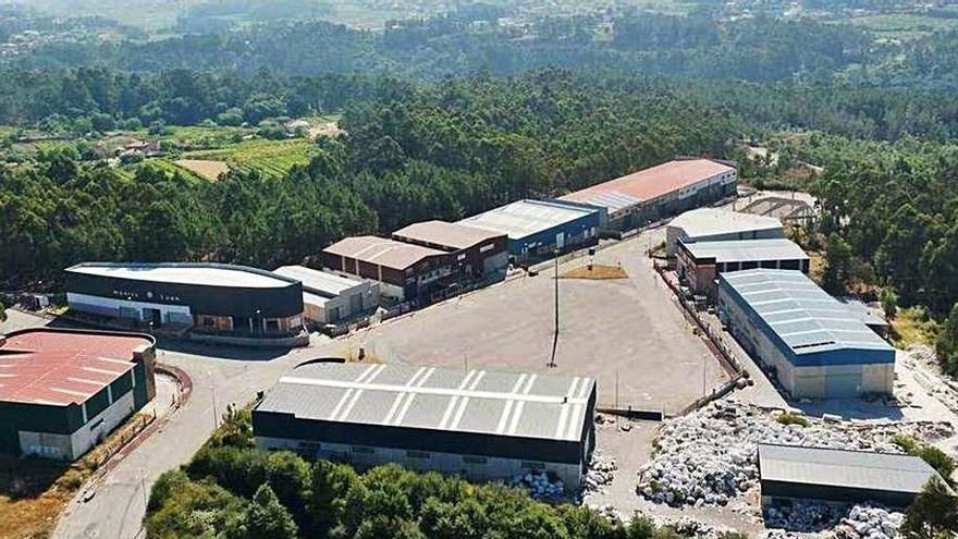 A Xunta saca a concurso  o solo industrial de Arbo