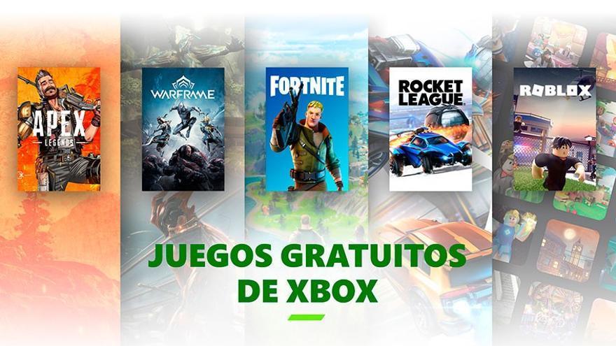 Los juegos gratuitos de Xbox no necesitarán suscripción para acceder al multijugador