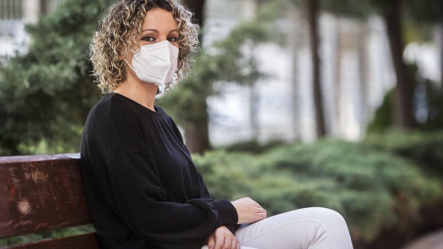 Un año con síntomas de coronavirus