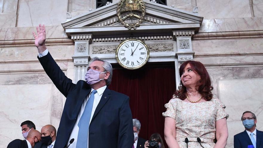 Argentina: el peronismo ventila su crisis como un culebrón