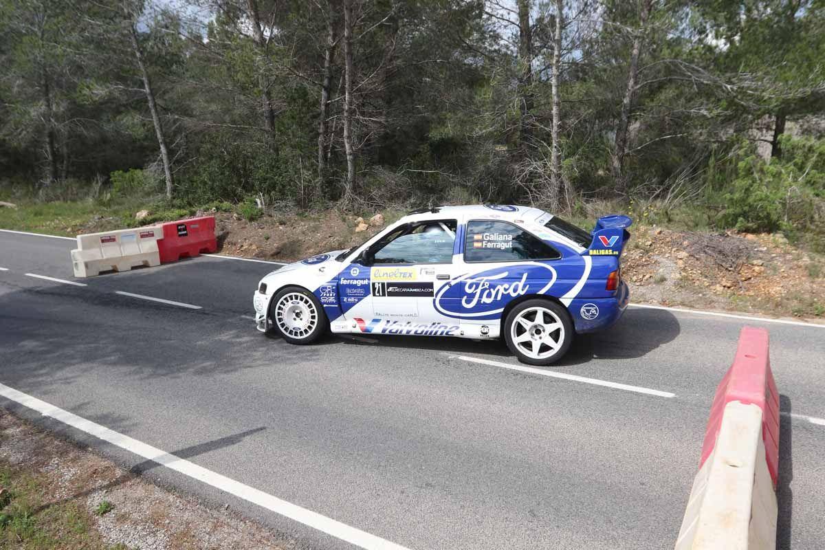 Automovilismo: Pujada Aigües Blanques