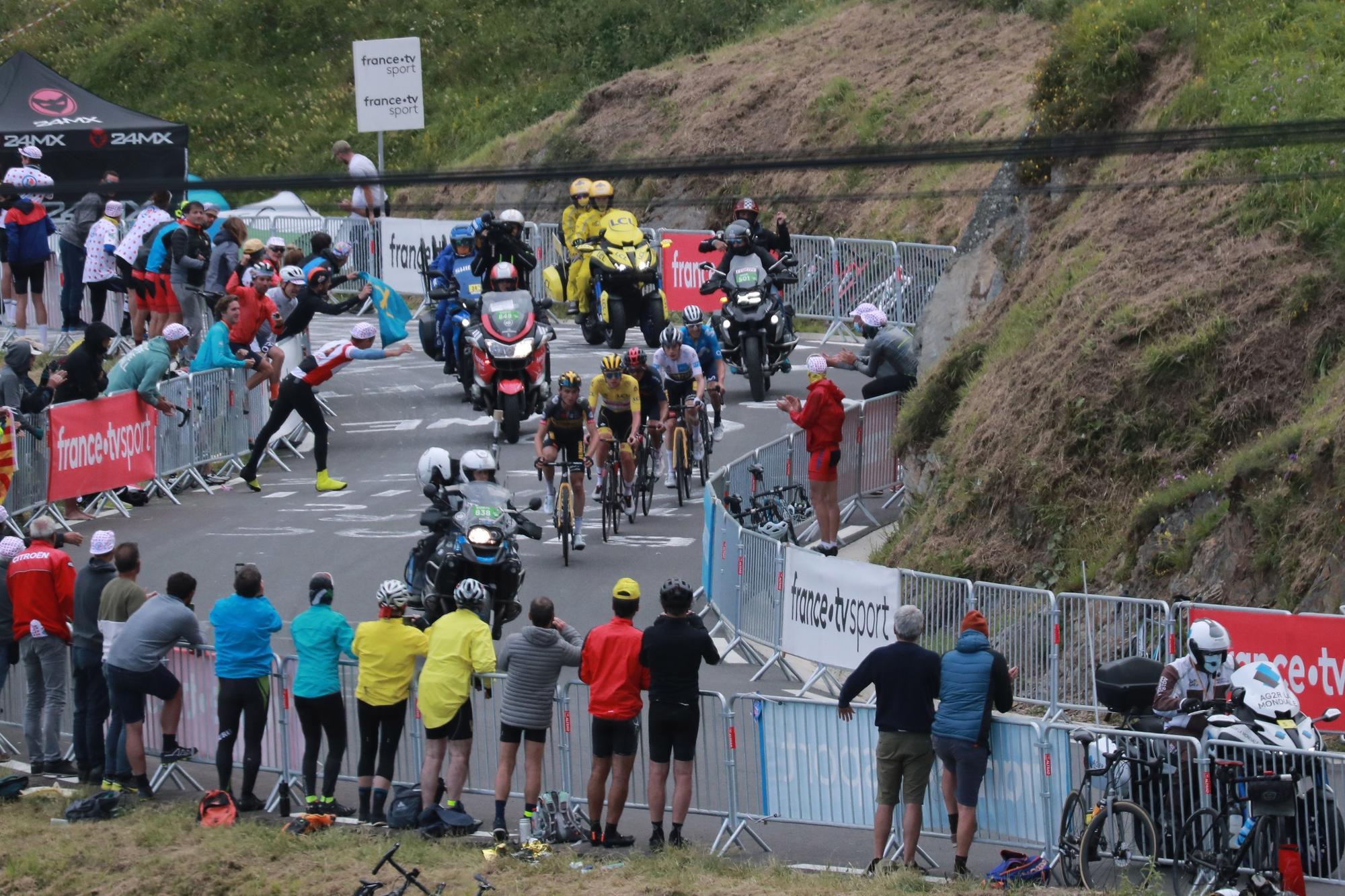 Tour de Francia: Etapa 18
